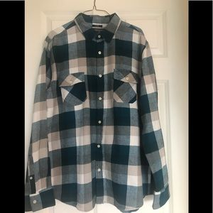 Men's X-Large American Rag Flannel Shirt